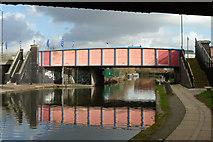 TQ2282 : Mitre Bridge by Robin Webster