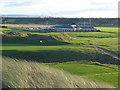 NZ4936 : Club House, Hartlepool Golf Club by Oliver Dixon