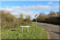 SU7793 : Bigmore Lane by Des Blenkinsopp