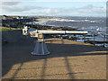 NZ5234 : Gun on Moor Parade, Headland by Oliver Dixon
