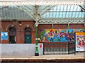 NZ3669 : Tynemouth Metro Station by Andrew Curtis