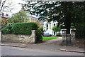 TQ1780 : Entrance to #18 Mattock Lane by Roger Templeman