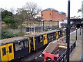 NZ3568 : North Shields Metro Station by Andrew Curtis