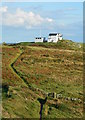 SX7735 : The Lookout Station at Prawle Point, Devon by Edmund Shaw