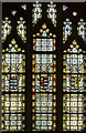 SK9771 : Stained glass window, Fleming Chantry, Lincoln Cathedral by Julian P Guffogg