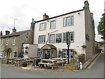 SD9772 : The Kings Head, Kettlewell by Graham Robson