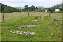 NY3703 : Galava Roman Fort by Nigel Mykura
