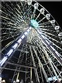 SP0686 : Big wheel in Centenary Square by Philip Halling