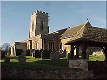 SK8101 : Belton-in-Rutland church by Tim Glover