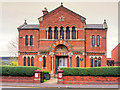 SJ8499 : Manchester Jewish Museum by David Dixon