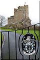 SM8721 : Roch Castle by Alan Hughes