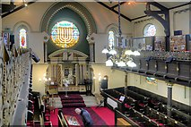 SJ8499 : Inside the Manchester Jewish Museum by David Dixon