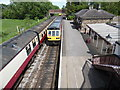 SK4051 : Two Trains at Butterley Station by David Hillas