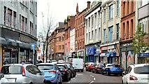 J3374 : North Street, Belfast (November 2015) by Albert Bridge