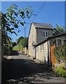 SY3293 : Cottage, Uplyme by Derek Harper