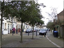 TQ2282 : Victor Road, Kensal Green by David Smith