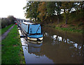 SJ5758 : Narrow boats, Shropshire Union Canal by Ian Taylor