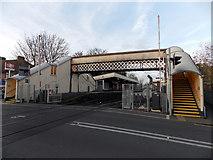 TQ1572 : Strawberry Hill Station by Peter Kazmierczak