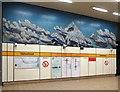 NZ2563 : Gateshead Metro Station (platform level) by Andrew Curtis