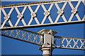 SJ9274 : Decorative ironwork by Bob Harvey