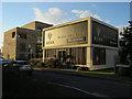 TL4555 : Aura marketing suite, Northrop Road by Hugh Venables