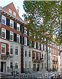 TQ2879 : Lygon Place, Ebury Street by Stephen Richards