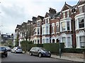 TQ2484 : Terraced houses in Plympton Road by David Smith