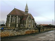 SE4712 : St Margaret's Church in North Elmsall by Jonathan Clitheroe