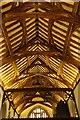 SU5574 : Ceiling at St Peter & St Paul by Bill Nicholls