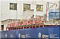 J3373 : The Clarendon House site, Belfast - December 2015(2) by Albert Bridge