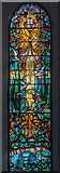 TA2609 : South transept window, St James' church, Grimsby by J.Hannan-Briggs