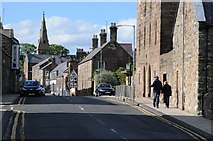NU2410 : Northumberland Street, Alnmouth by Philip Halling