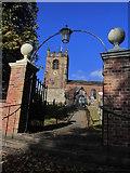 SJ8255 : Church Lawton - All Saints' Church by Colin Park