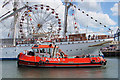 J3475 : The 'Eileen' McLoughlin' at Belfast by Rossographer