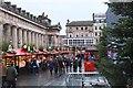 NT2573 : Edinburgh Christmas Fair (1) by Jim Barton