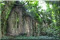 TF9830 : St John the Baptist church ruin, Croxton by Inkedmik