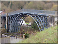 SJ6703 : The Iron Bridge, Ironbridge by Stephen McKay