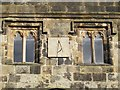 SD7336 : Whalley Abbey: sundial by Stephen Craven