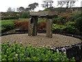 B8522 : Stone arch, Gweedore by Kenneth  Allen
