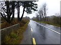 B8522 : N56 road at Gweedore by Kenneth  Allen