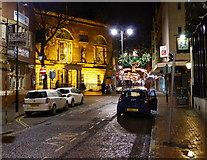 SK5804 : Hotel Street in Leicester by Mat Fascione