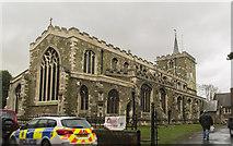 TF2569 : St Mary's church, Horncastle by J.Hannan-Briggs