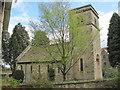 NZ0158 : Church of St. John, Healey village by Les Hull
