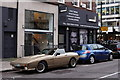 TQ2881 : TVR in Marylebone by Peter Trimming