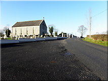 H7447 : St Joseph's Church, Derrygooly by Kenneth  Allen