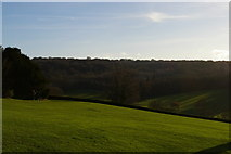 TQ1352 : Walkers setting off into the grounds, Polesden Lacey by Christopher Hilton