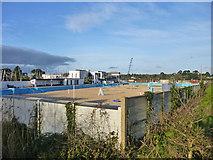 SZ3394 : Lymington Salt Water Bath by Robin Webster