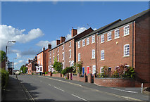 SO8171 : Lion Hill in Stourport, Worcestershire by Roger  Kidd