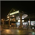 SK0143 : Cheadle: Morrisons by Jonathan Hutchins