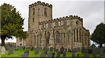 SK4023 : Breedon Church by Oliver Mills